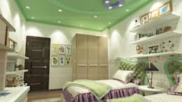 modern Bedroom by EHAF Consulting Engineers
