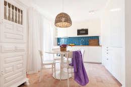 mediterranean Kitchen by inside UP