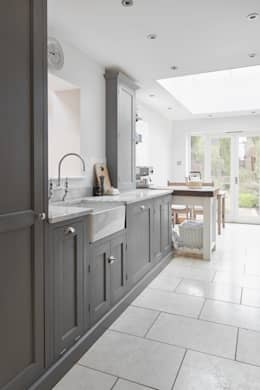 country Kitchen by Purdom's Bespoke Furniture