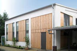 moderne Huizen door mhp | Architekten Innenarchitekten