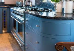 Cocinas de estilo rural por Auspicious Furniture