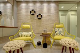 Terrazas de estilo  por Arquiteta Raquel de Castro