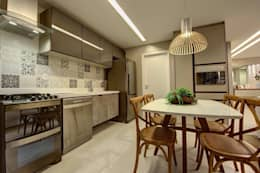廚房 by Arquiteta Raquel de Castro