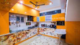 مطبخ تنفيذ Nifty Interio