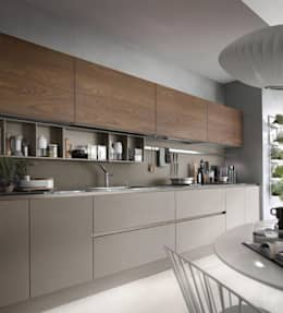 INTERIOR: modern Kitchen by Midas Dezign