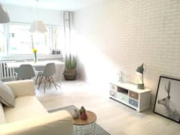 Ruang Keluarga by Pasja Do Wnętrz