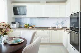 مطبخ تنفيذ Pegasova design