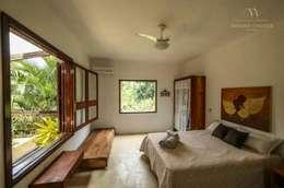 Dormitorios de estilo colonial por Mariana Chalhoub
