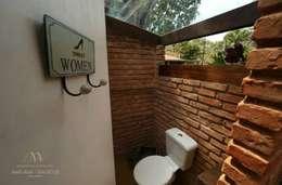 ห้องน้ำ by Mariana Chalhoub