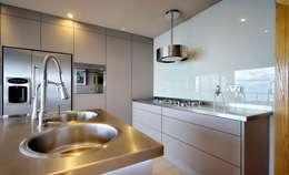 modern Kitchen by ADORNAS KITCHENS
