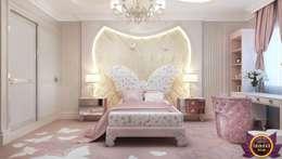   Kids bedroom interior design by Katrina Antonovich: classic Bedroom by Luxury Antonovich Design