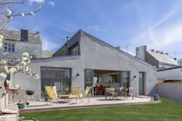 Windows by bertin bichet architectes