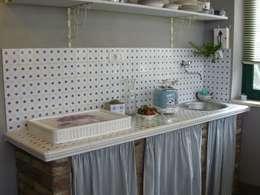 Cozinhas clássicas por Francesca Maria surace