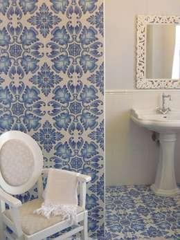 Casas de banho clássicas por Francesca Maria surace