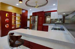 Elegance at Its Best!: classic Kitchen by Premdas Krishna