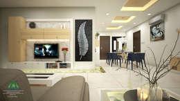 classic Living room by Premdas Krishna