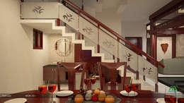 Timeless Beauty...: classic Dining room by Premdas Krishna