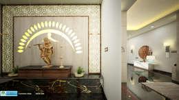 Feel Fresh with Vibrant Design: modern Living room by Premdas Krishna