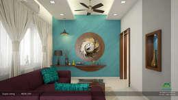 A Class & Royal Look: classic Bedroom by Premdas Krishna