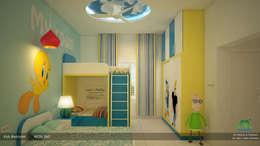 Grand & Striking: classic Bedroom by Premdas Krishna