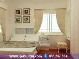 ตกแต่งภายใน  บ้าน มัณฑณา ห้องนอน:   by IP BUILT IN