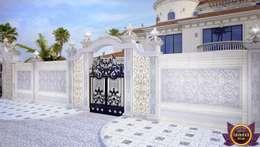 منازل تنفيذ Luxury Antonovich Design