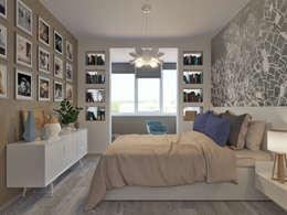 غرفة نوم تنفيذ Vadim Bogdanov