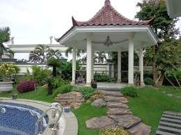 Vườn by TUKANG TAMAN SURABAYA - jasataman.co.id