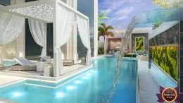 حديقة تنفيذ Luxury Antonovich Design