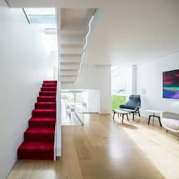 الممر والمدخل تنفيذ Your Architect London