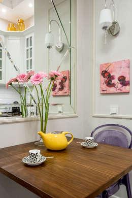 Projekty,  Kuchnia zaprojektowane przez N-HOME   Ната Хатисашвили