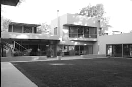 CASA en SAN DIEGO: Casas de estilo moderno por MZM   Maletti Zanel Maletti arquitectos