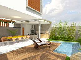 房子 by Macro Arquitetos