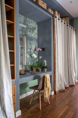 ausgefallene Ankleidezimmer von Jean de Just design de interiores