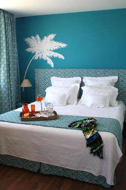 Hotels by Jean de Just design de interiores