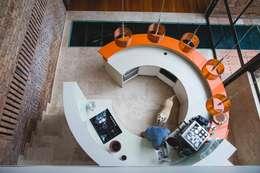 House Hoffman: modern Kitchen by Swart & Associates Architects