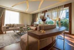 غرفة المعيشة تنفيذ Macitler Mobilya