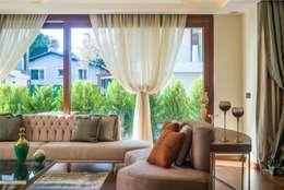 modern Living room by Macitler Mobilya