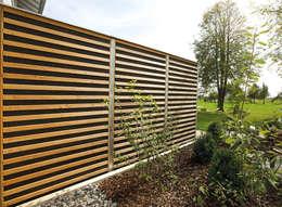 Сады в . Автор – Braun & Würfele - Holz im Garten