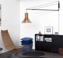 modern Living room by NEDGIS