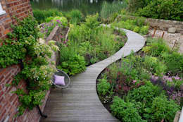 Vườn by Joanne Willcocks, Gardens by Design