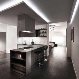 Cocinas de estilo moderno por Gruppo Castaldi | Roma