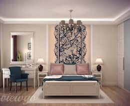 modern Bedroom by Viewgo