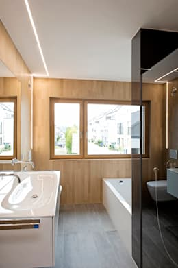 Ванные комнаты в . Автор – massive passive
