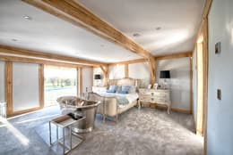 Projekty,  Sypialnia zaprojektowane przez Smarta