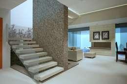 Renders Interiores: Pasillos y recibidores de estilo  por CouturierStudio