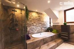 浴室 by Cella GmbH