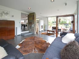 modern Living room by Gaus & Knödler Architekten