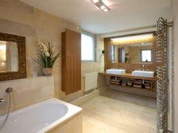 modern Bathroom by Gaus & Knödler Architekten