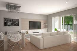 classic Living room by 2P COSTRUZIONI srl